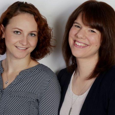 Homebase Bonn im DAAD Renata Dujmović und Anne Münkel