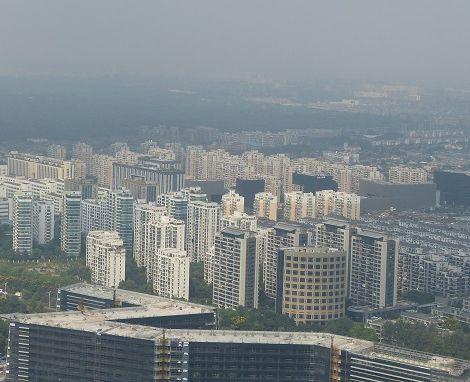 Ein Blick auf Hangzhou