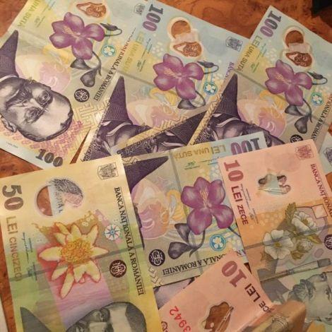 Rumänisches Geld