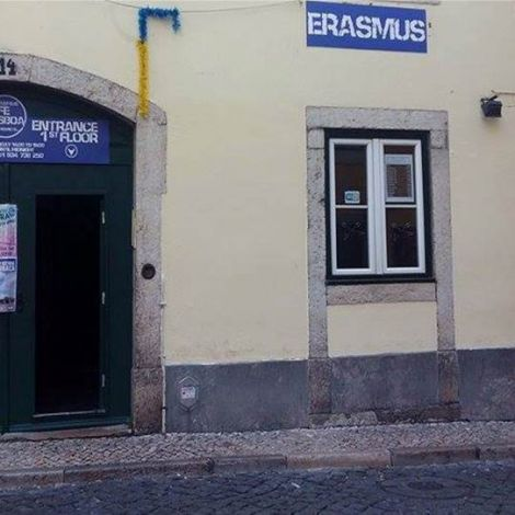 Erasmus Corner