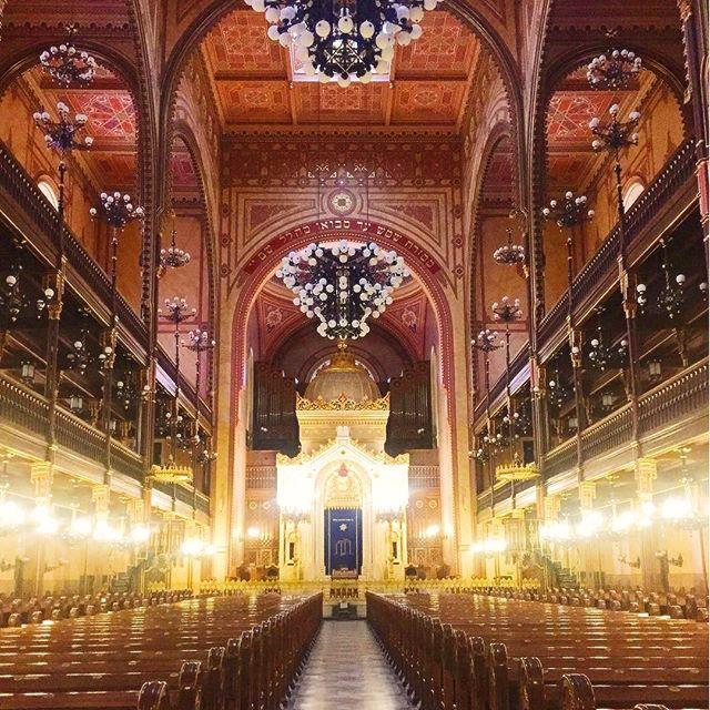 Große Synagoge, Budapest