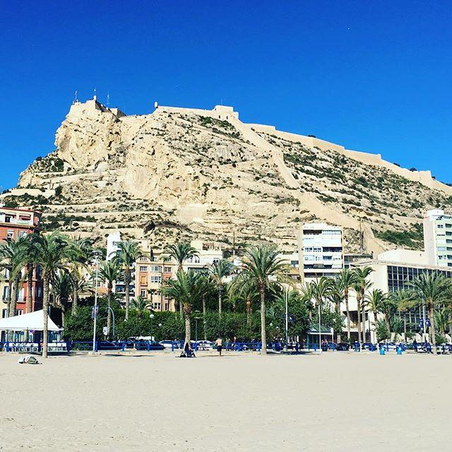 Der Monte Benacantil