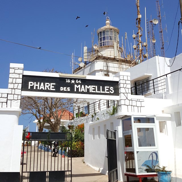 Leuchtturm Dakar
