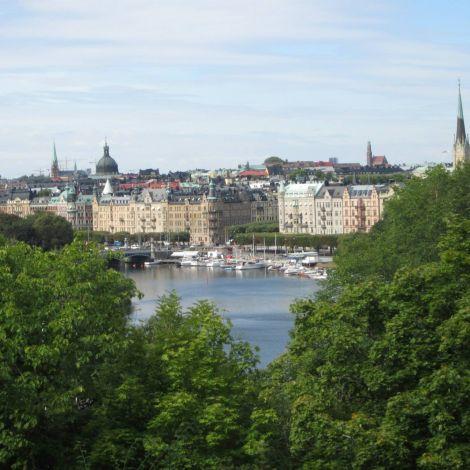 Es geht nach Stockholm!