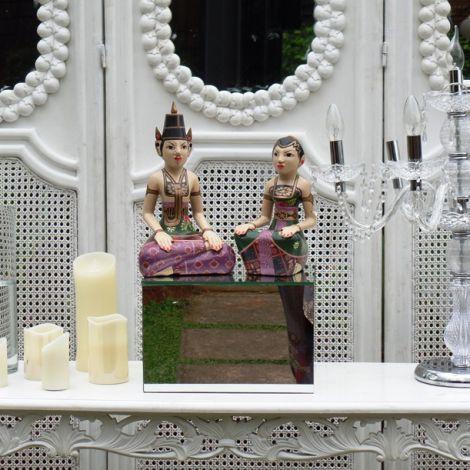 Traditionelle Hochzeitsdekoration
