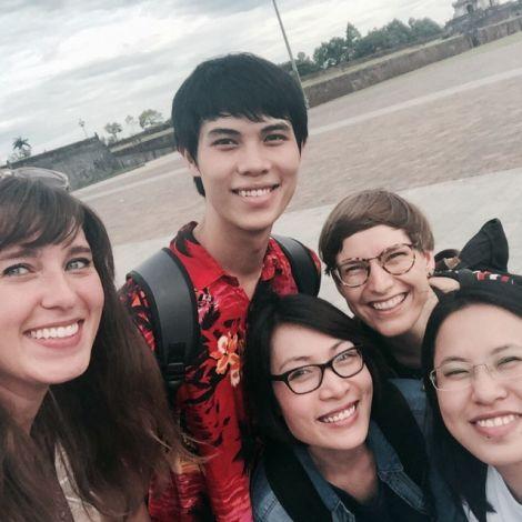 Clara und ihre Kollegen