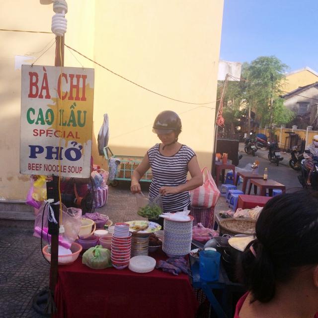 Essens-Stand verkauft Ba Chi