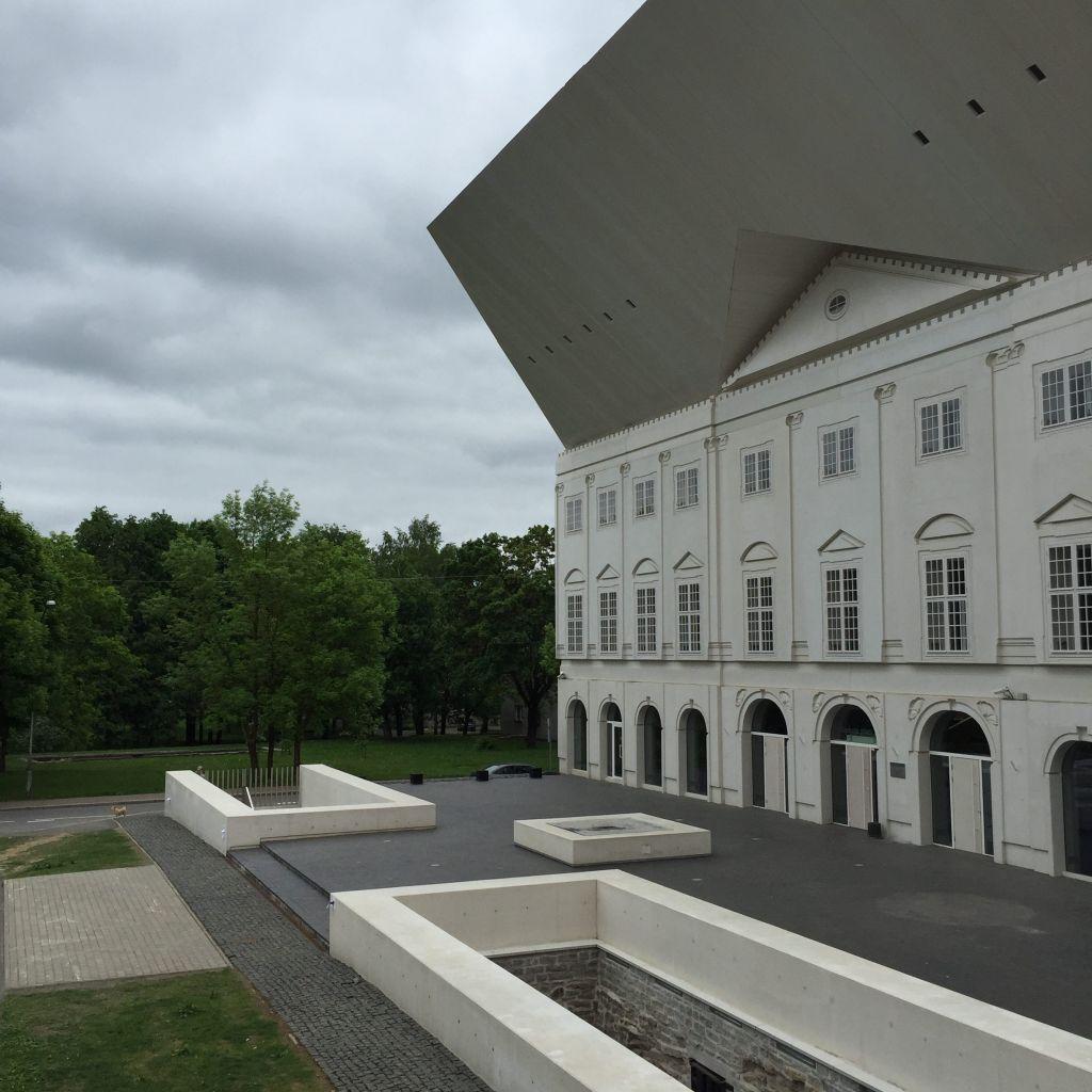 Gebäude des Narva College