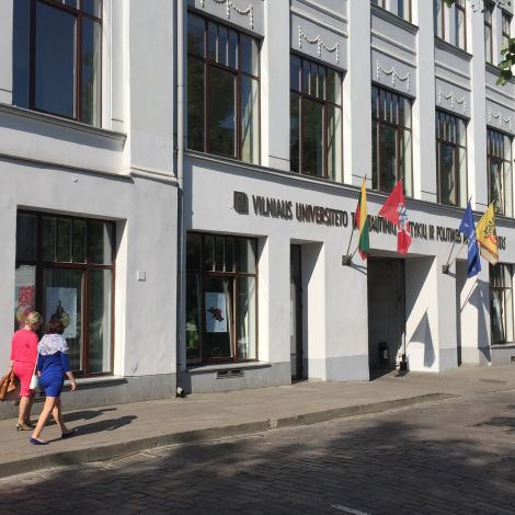 Institut für Politikwissenschaften und Internationale Beziehungen