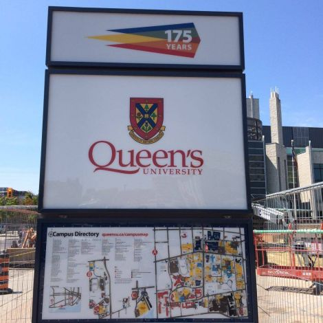 Willkommen an der Queen's University