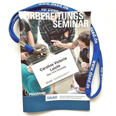 Vorbereitungs-Seminar