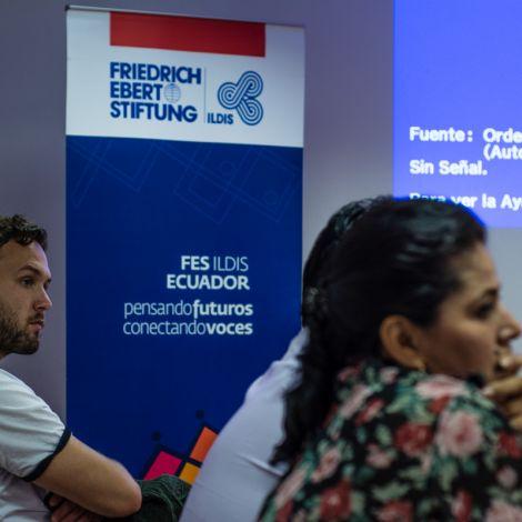 Vortrag bei der FES