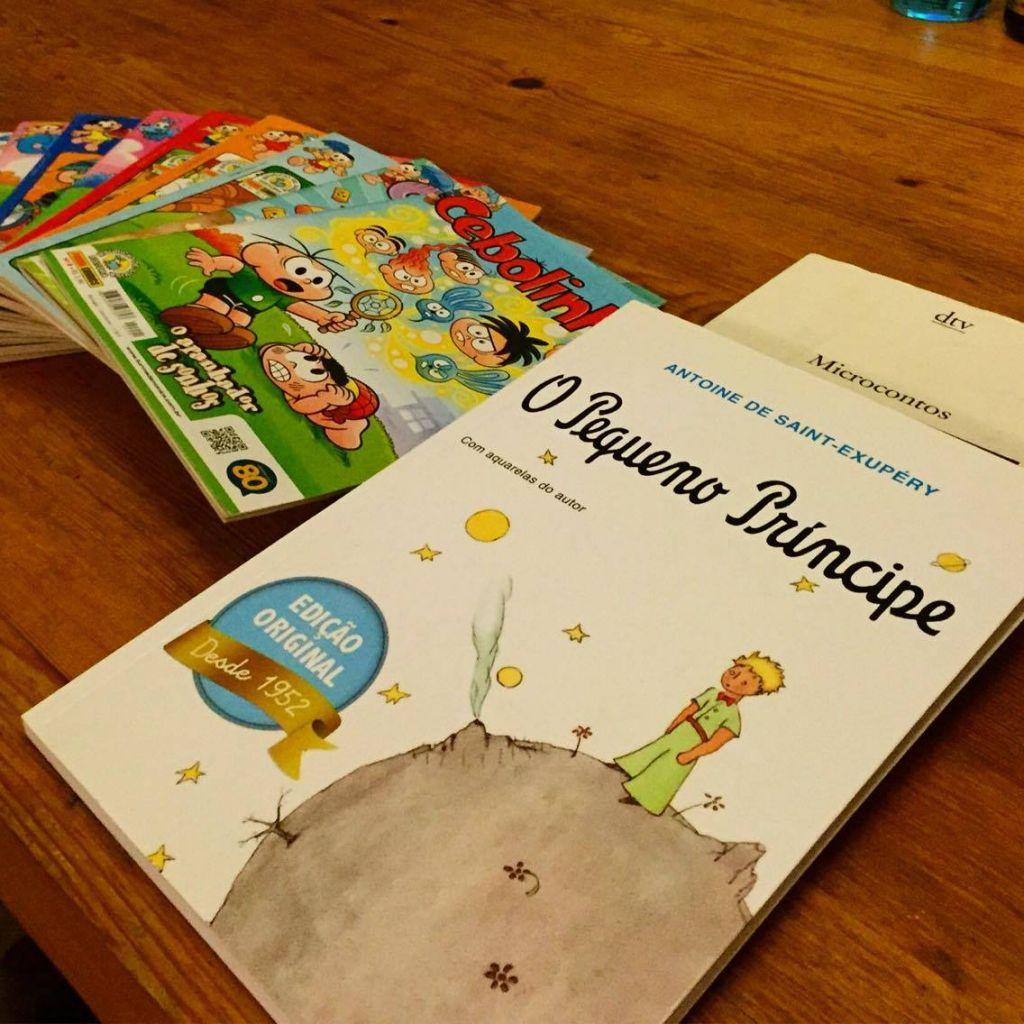 Kinderbücher und Comics können auch beim Lernen helfen, sie sind leichter zu verstehen, was sich motivierend auswirkt