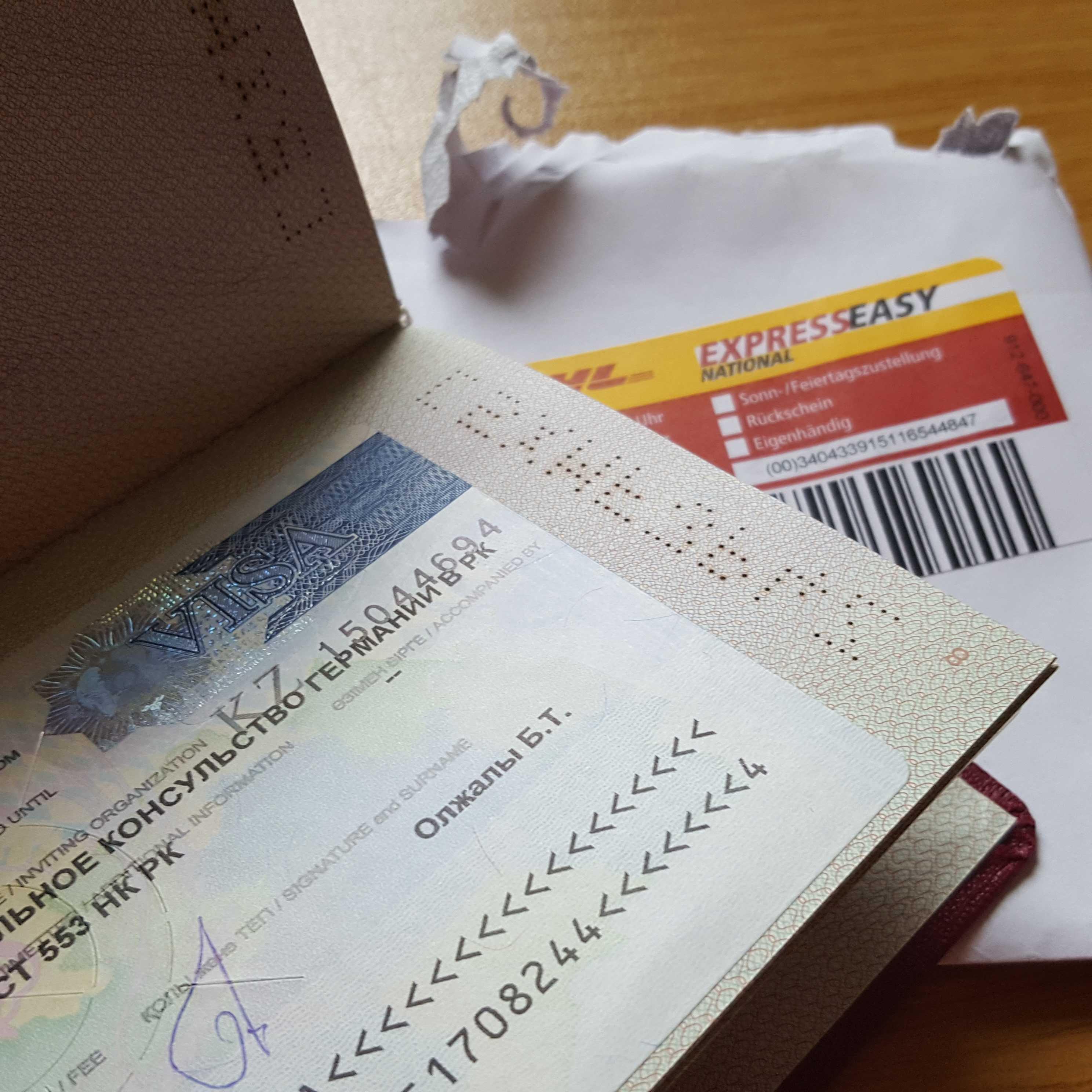 Mein Weg Zum Kasachischen Visumsprachassistenz Studieren Weltweit