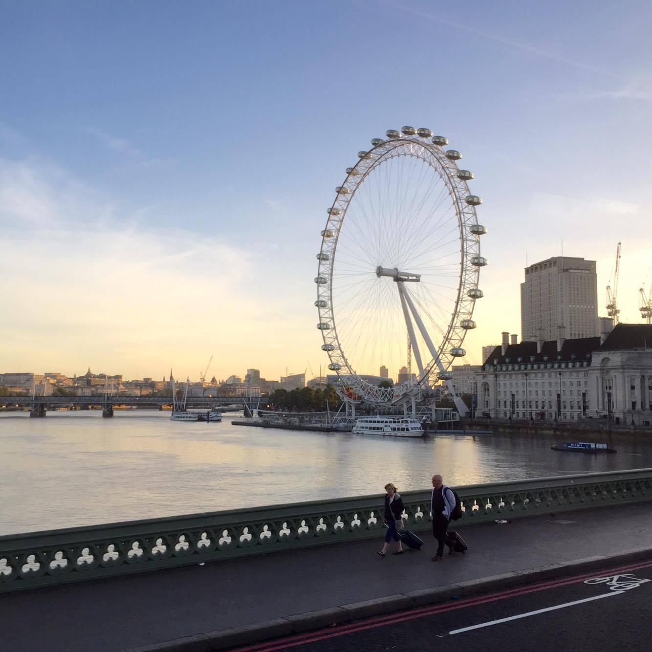 Für ein Jahr in London studieren – wie kam es dazu?