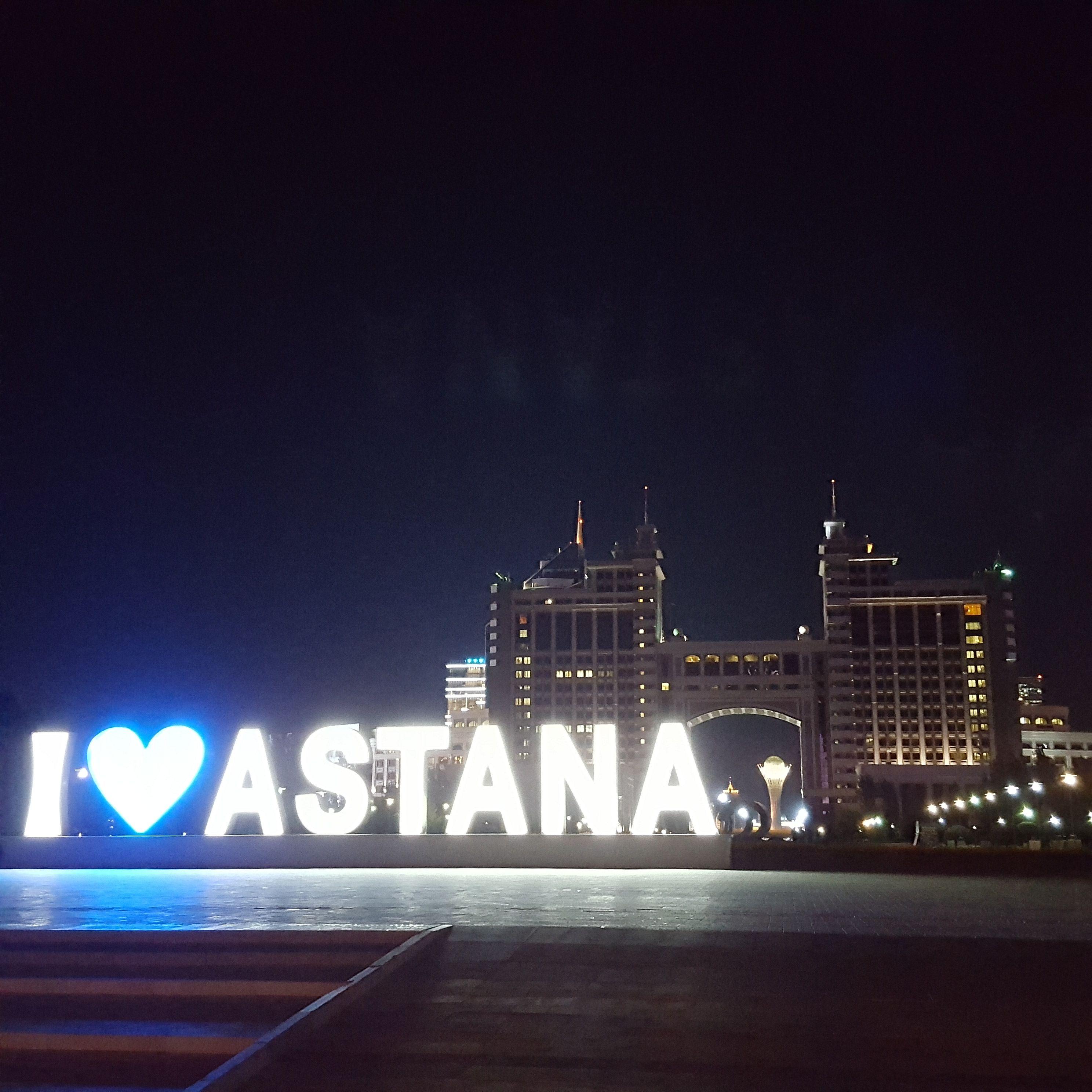 Astana – Die Hauptstadt, die einfach Hauptstadt heißt
