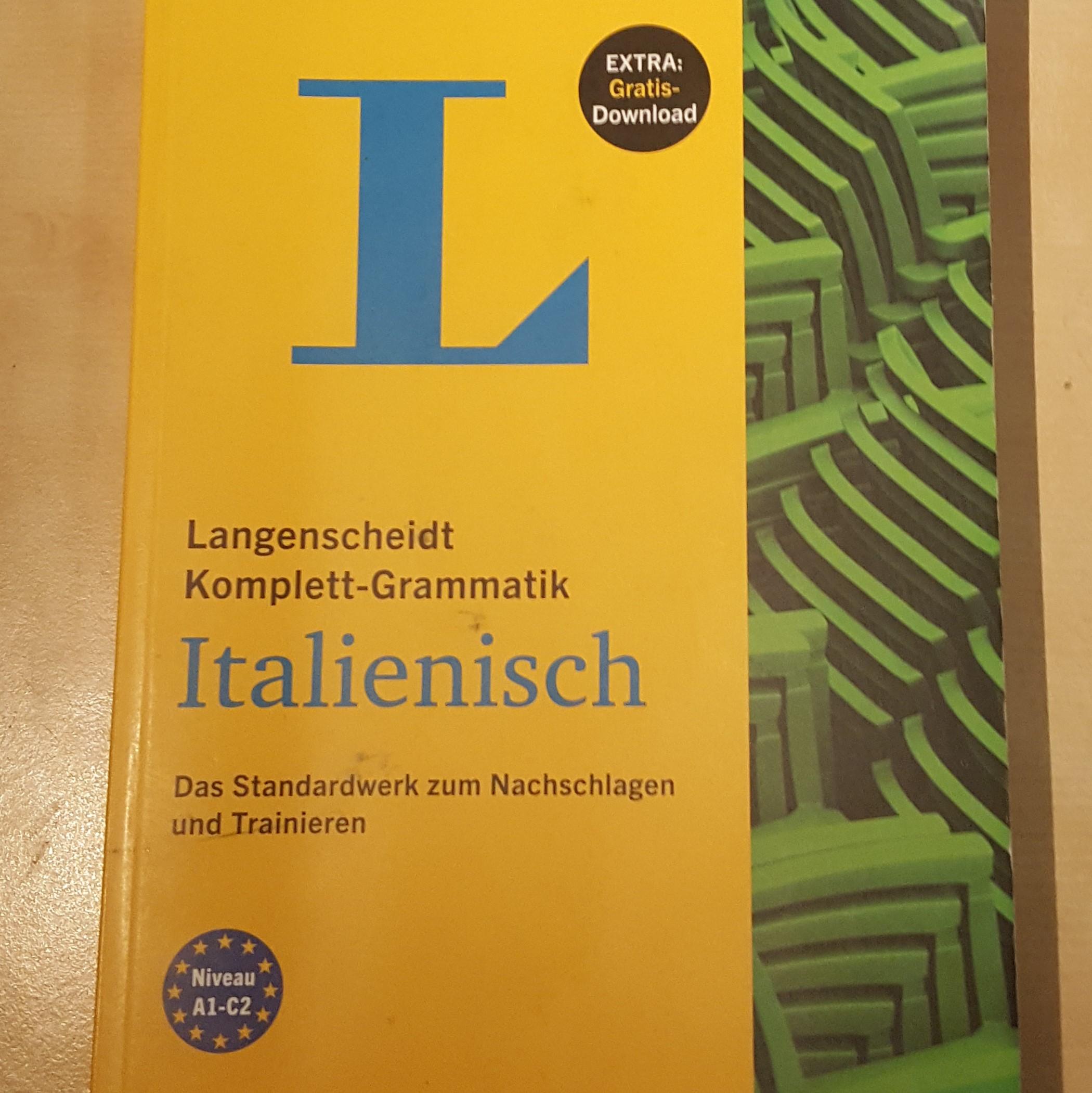 La Lingua Italienisch Lernen Praktikum Studieren Weltweit