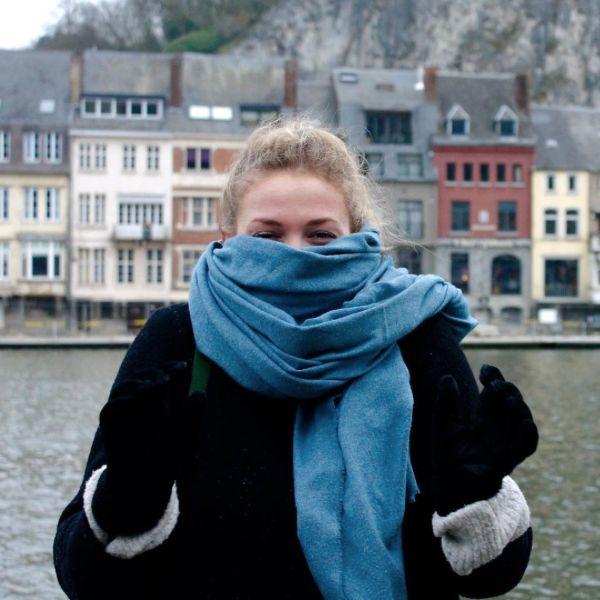 Johanna, Belgien