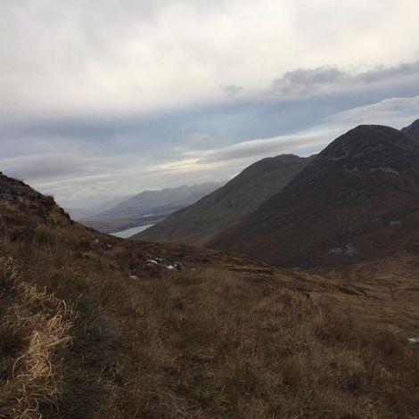 Hügel in Irland