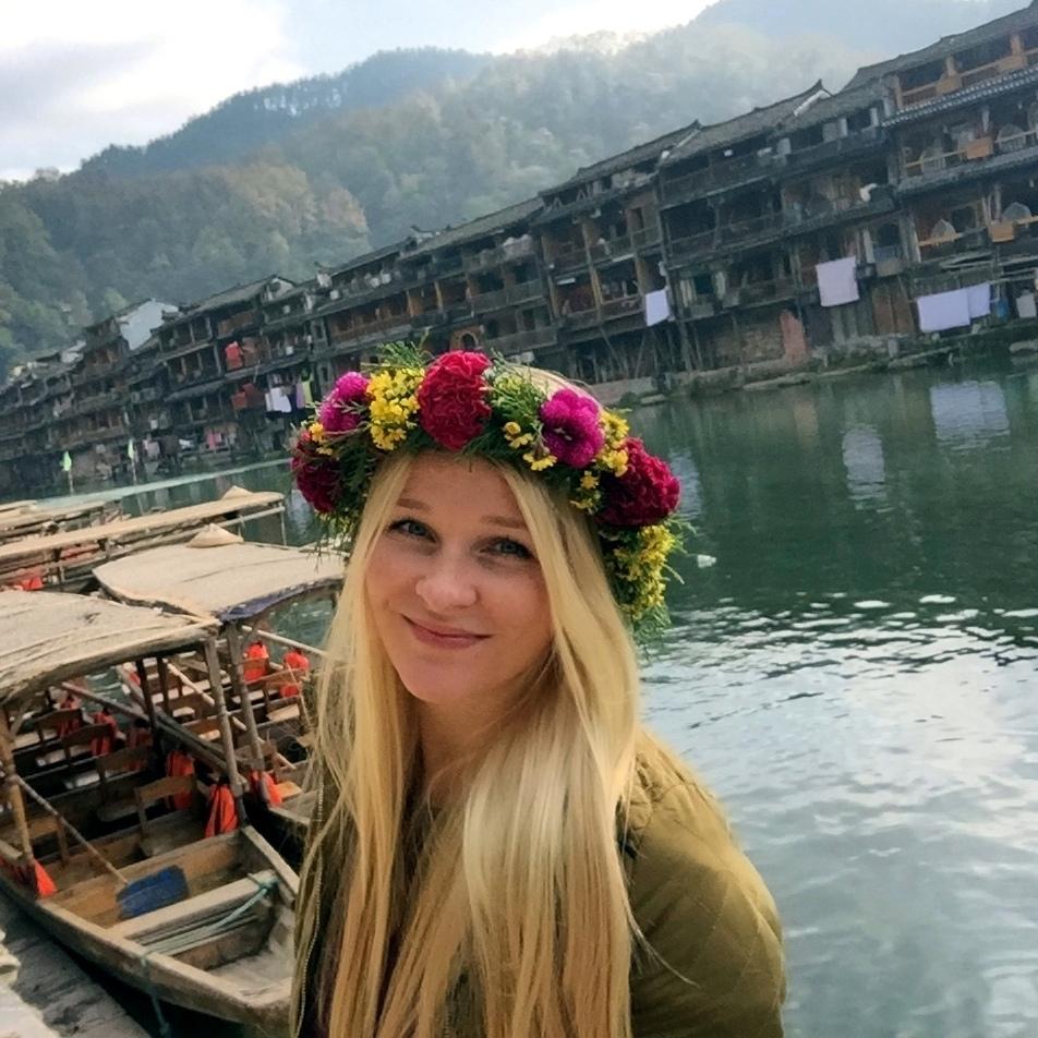 Ein chinesisches Märchenland