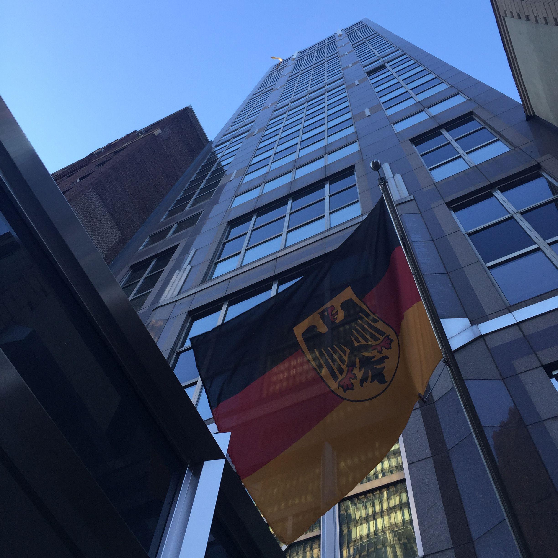 Auf deutschem boden mitten in new york studium for Innenarchitektur studium new york