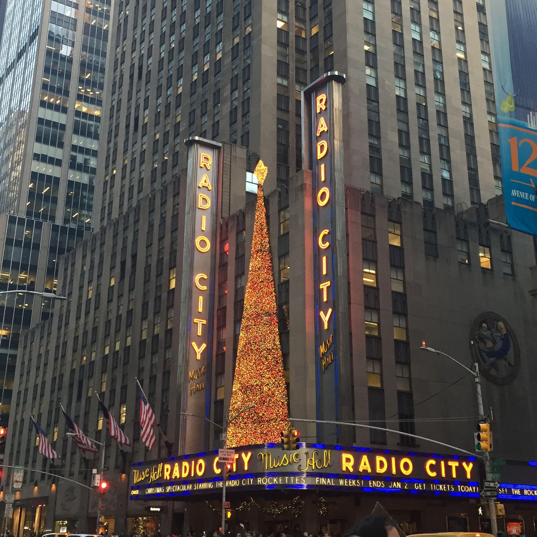 A New York City ChristmasStudium