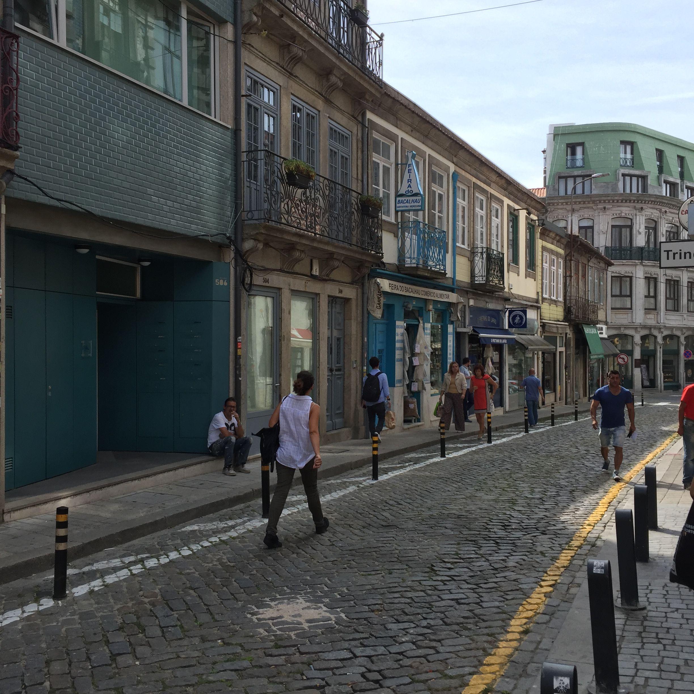Zimmer ohne Fenster: Wohnungssuche in Porto