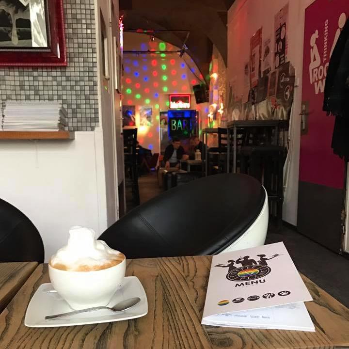 Cappuccino, Rynek, Café