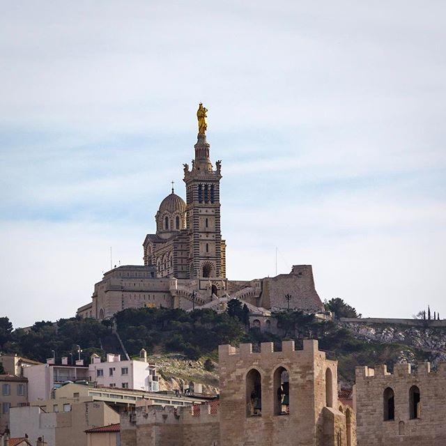 Notre-Dame in Marseille