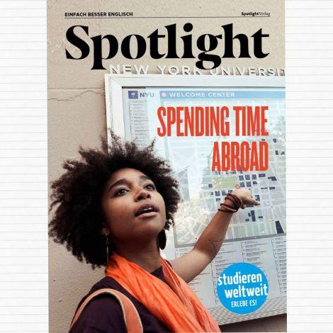 Cover Spotlight Englisch