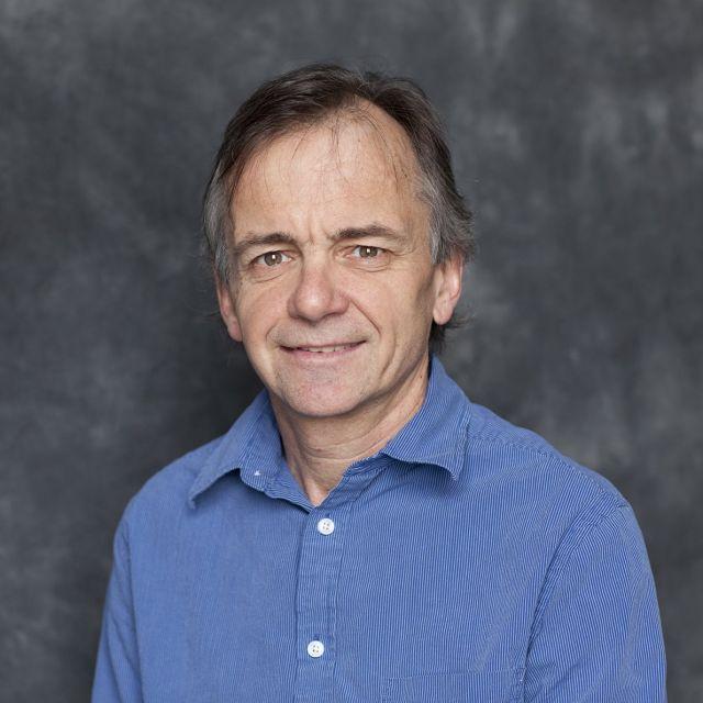Richard MacKenzie, Präsident der ACP und Professor für theoretische Physik