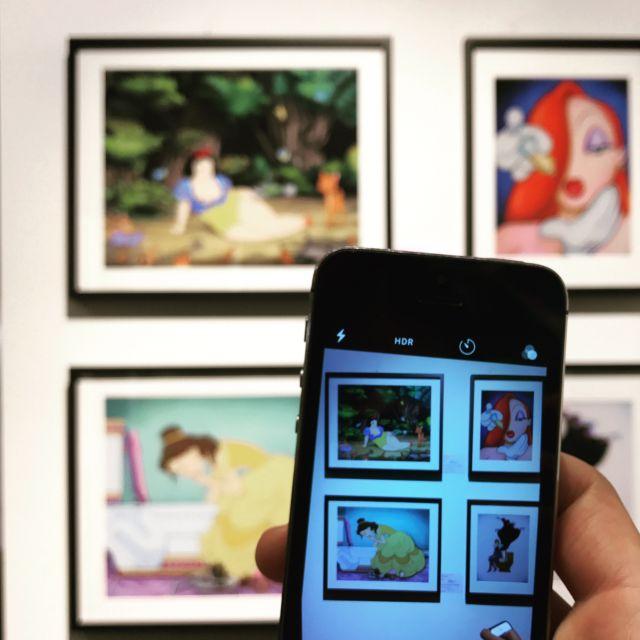 die Gallerie Sakura in Paris