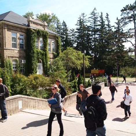 Campus University of Guelph