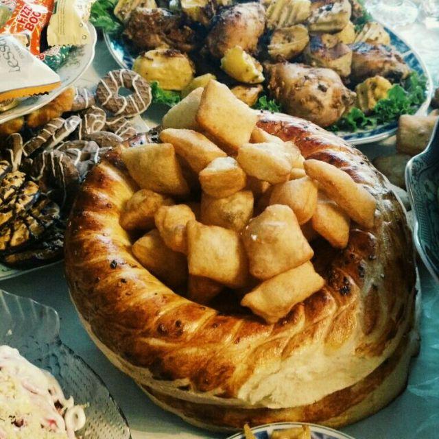 Borsook Brot Kirgistan Bischkek