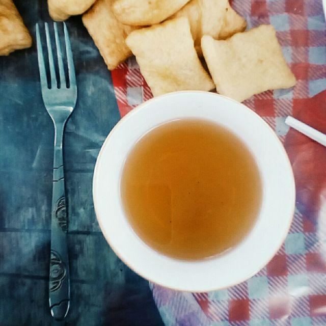 Tisch Tee Gabel Borsook