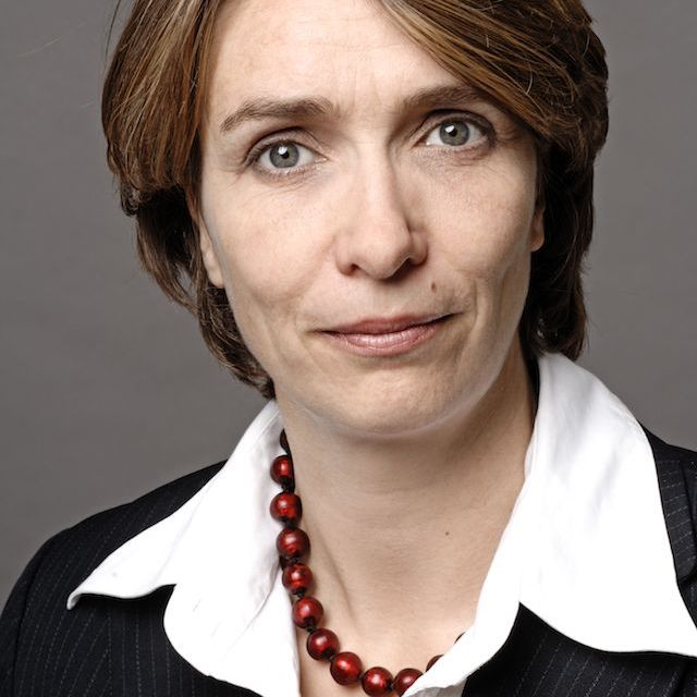 Ulrike Stodt, Teamleiterin Personal, Deutsche Bahn