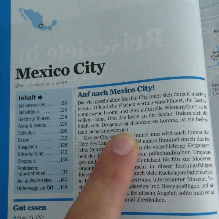 Smog, Armut, Kartellkriege – Warum ich mich auf Mexiko-Stadt freue