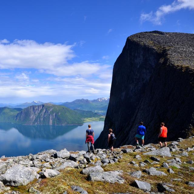 Bis ganz bald, Norwegen!