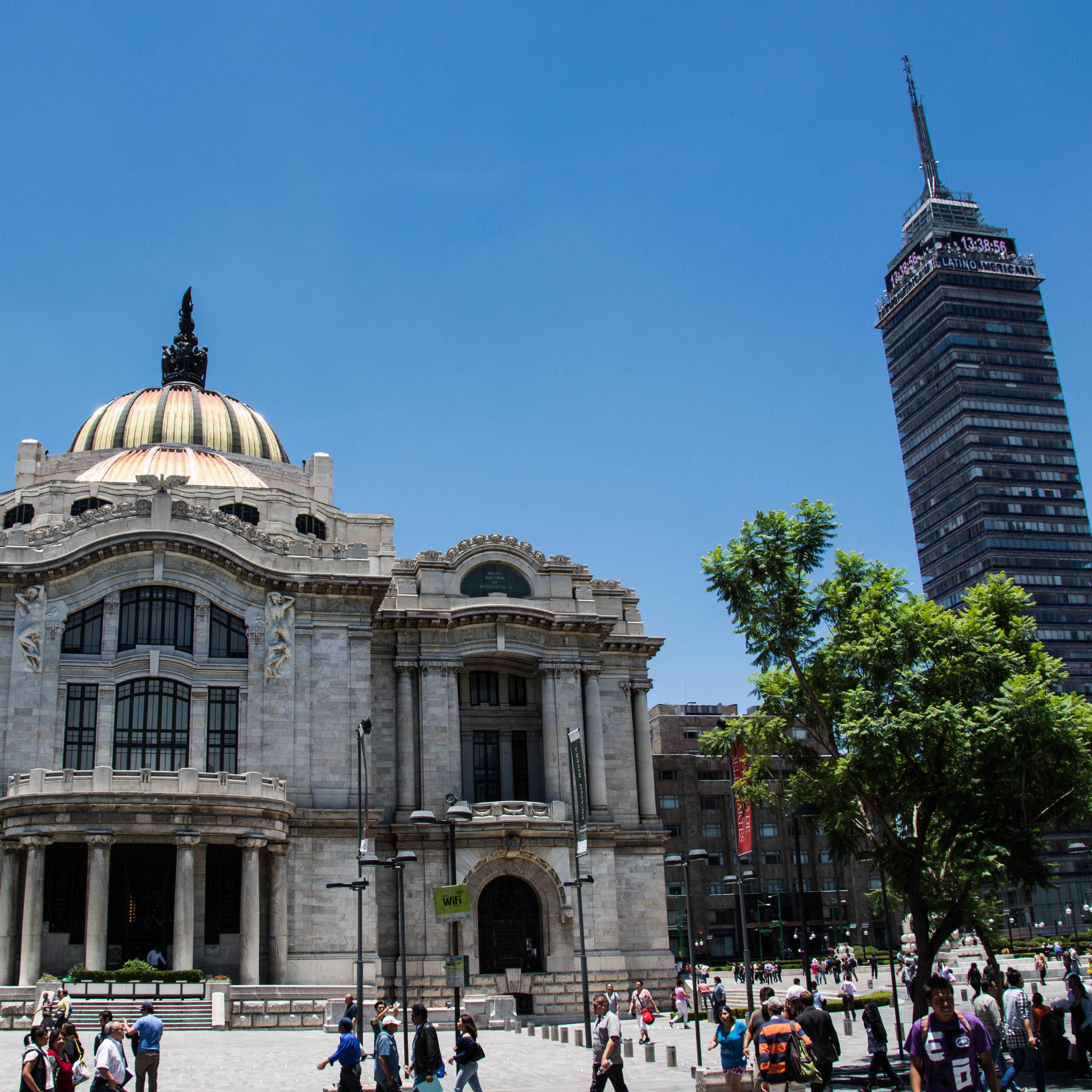 Wie Spät Ist Es In Mexiko City