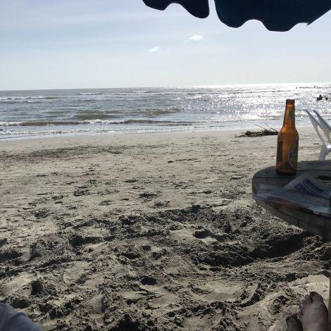 Strand von Puerto Colombia
