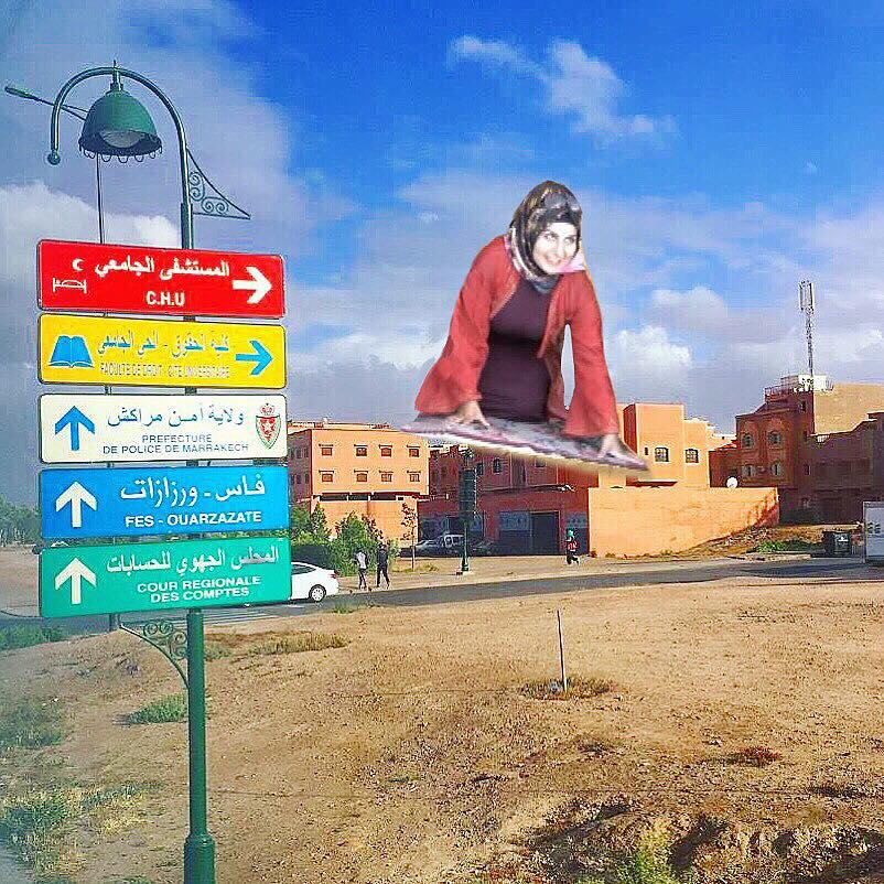 Marokko – Reisen ohne fliegenden Teppich