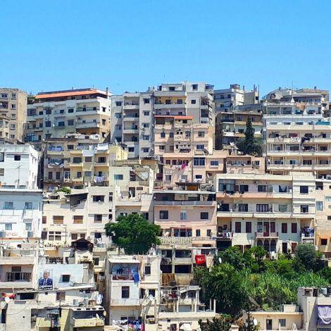 Häuser in Tripoli