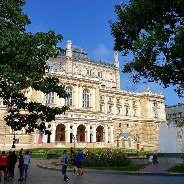 Gebäude in Odessa