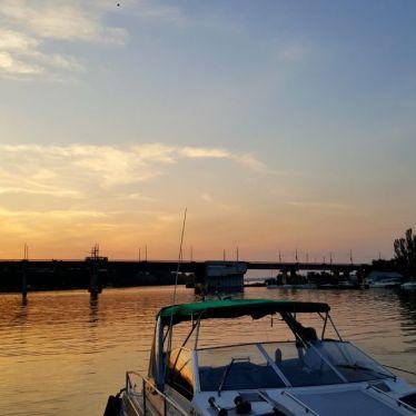 Ingul Sonnenuntergänge
