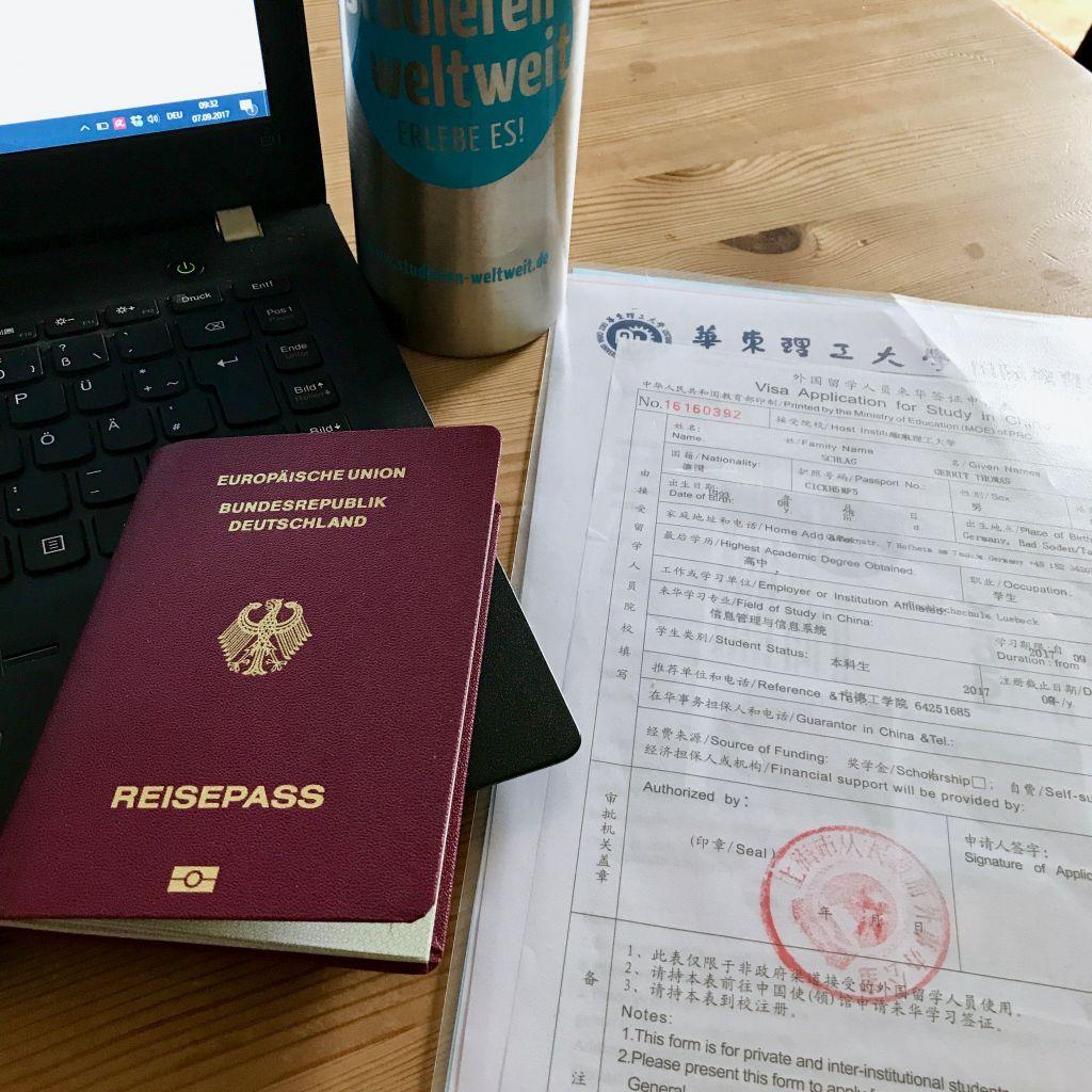China, ich komme! Aber habe ich auch an alles gedacht?!?