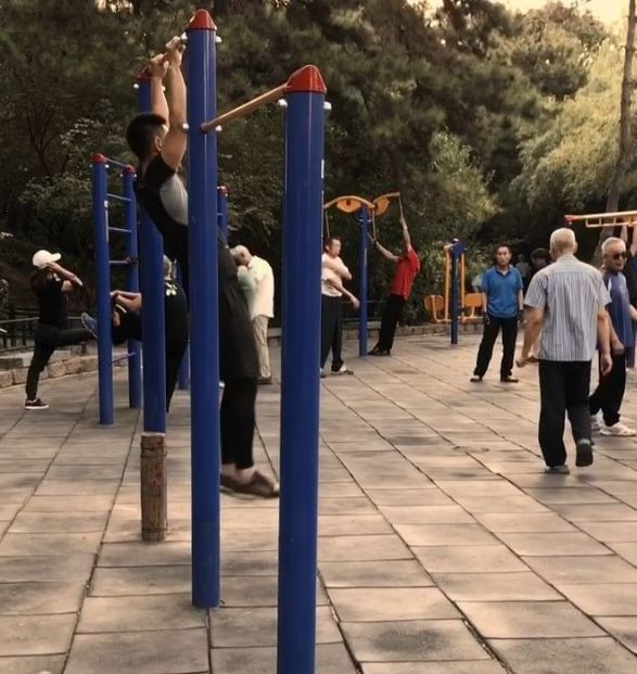 Sport und Gesundheit in China