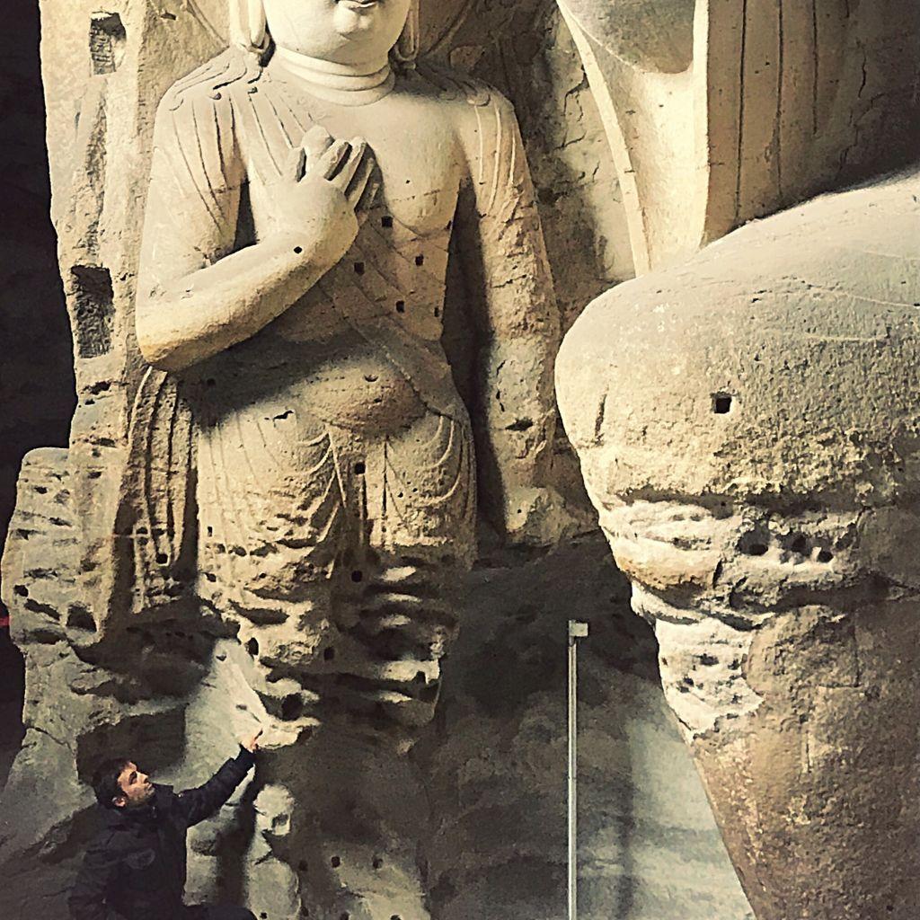 Buddha der Läufer
