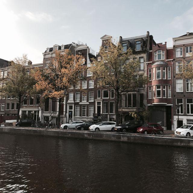 Amsterdamer Wohnung