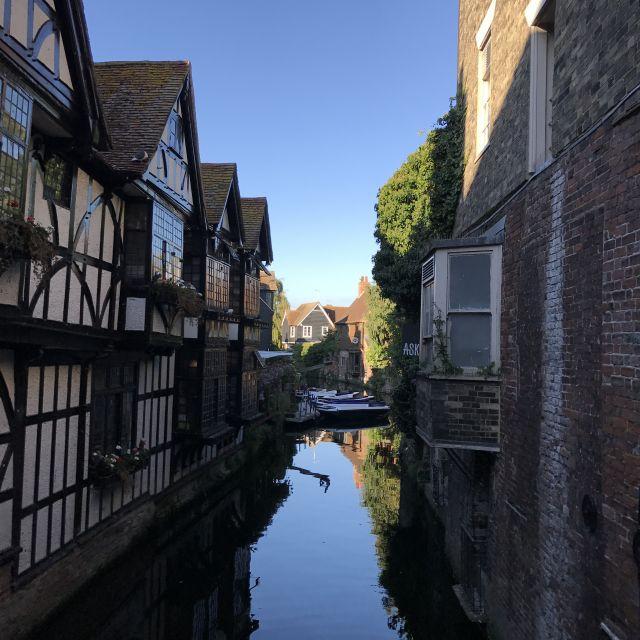 Kleine Stadt mit großem Inhalt – was Canterbury alles kann!