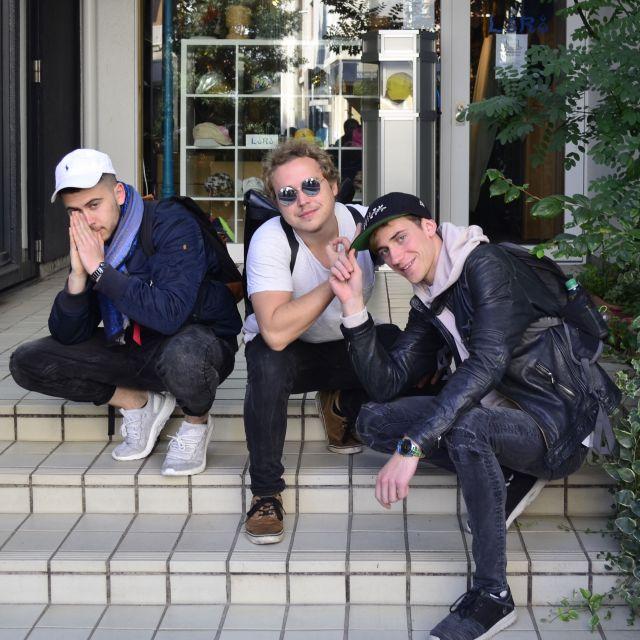 Richard, Louis und Anatole